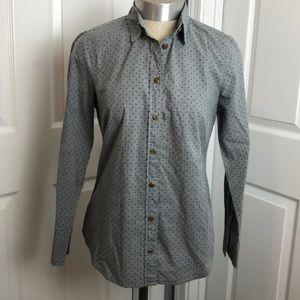 J.Crew Ladies Perfect Classic Dress Shirt Size 2P